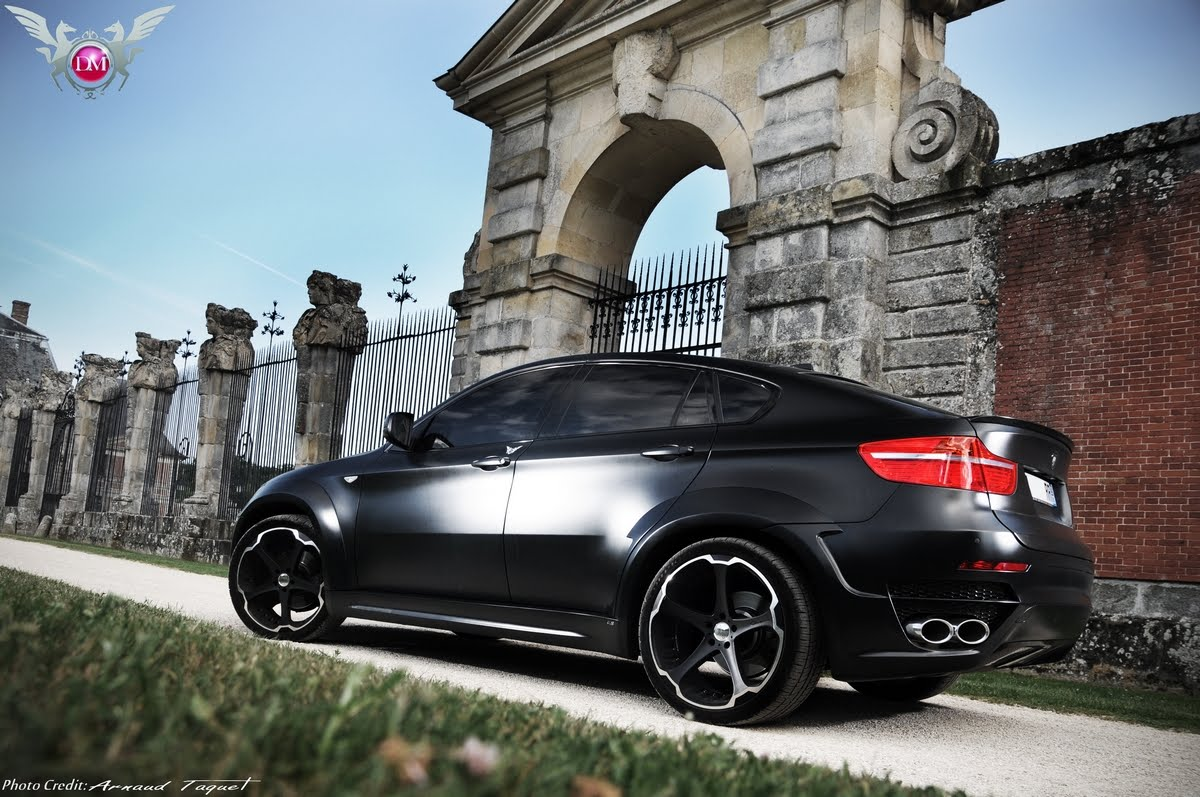 Giovanna Dallar-5 on BMW X6