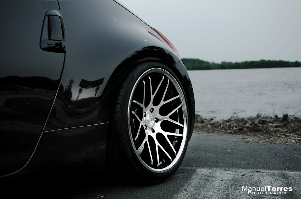Vertini Concave Magic on Nissan 350Z