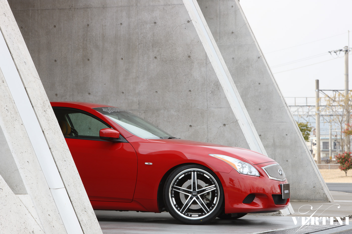 Vertini Fairlady on Infiniti G37S