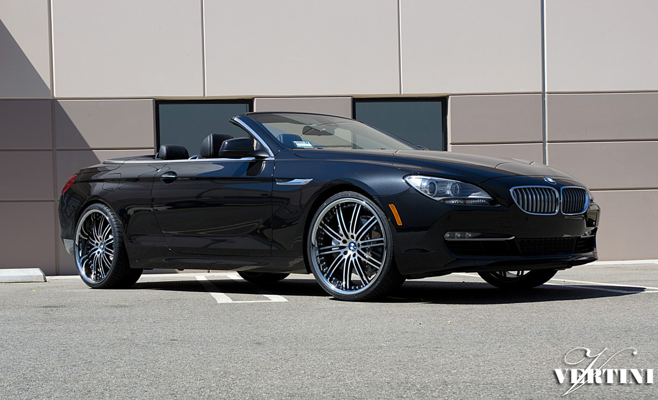 Vertini Hennessey on BMW 6 series