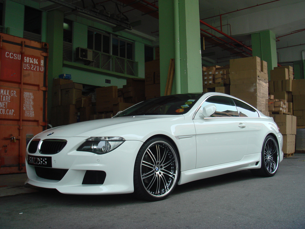 Vertini Hennessey on BMW 645