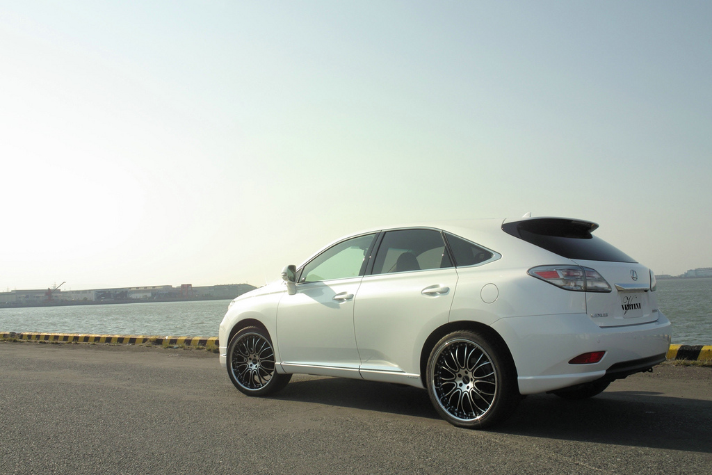 Vertini Wheels Fashion 22 on Lexus RX350