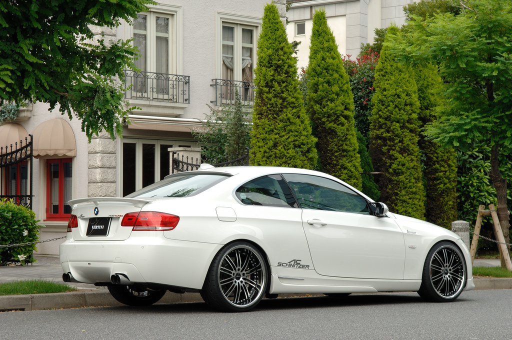 Vertini Wheels Hennessey with AC Schnitzer Body Kids on BMW E92