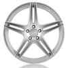 Incurve Wheels IC-S5 Silver